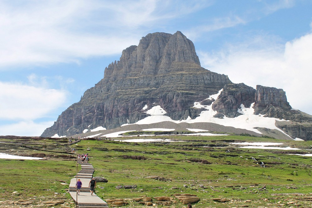 Glacier National Park Montana Family Vacations