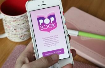 PHOTO LOVERS ~ POP BOOK Photobook APP + Giveaway