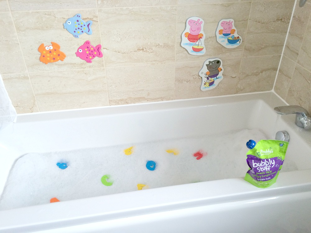 Paddy's bathroom kids bath products