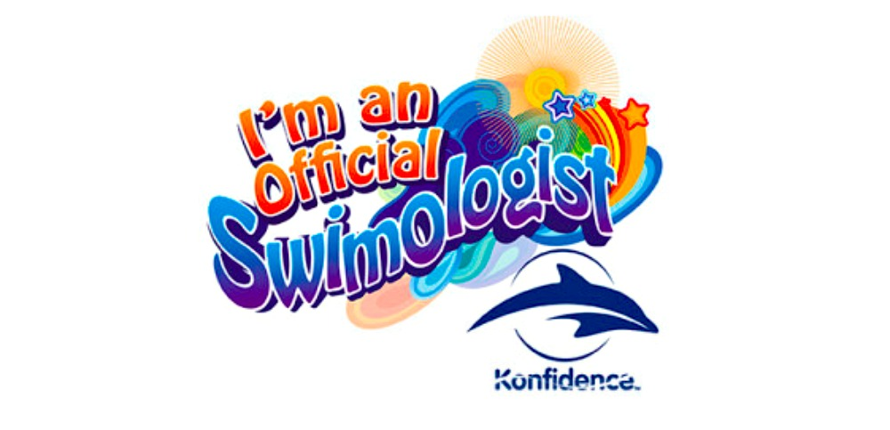 I'm an official Konfidence Swimologist family