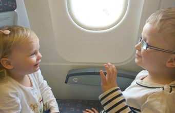 How traveling changes when you have kids