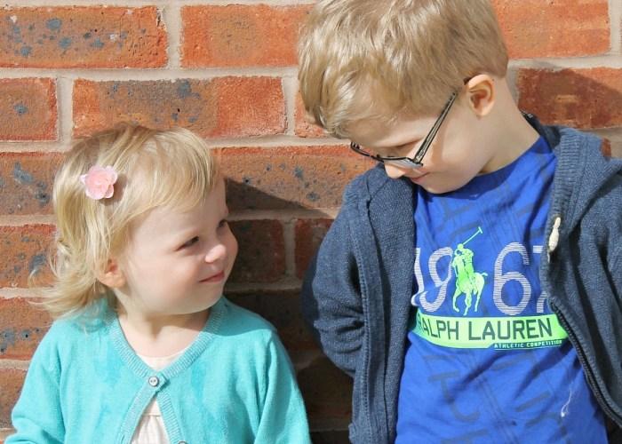 Siblings {April}