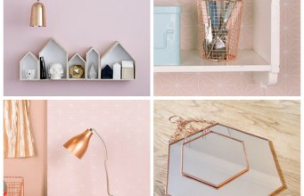 Interiors // Copper Home Accessories