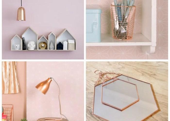 Interiors // Copper Home Accessories