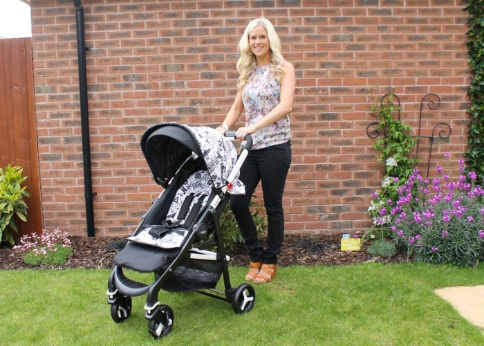 Graco Metro Pushchair Challenge + Review