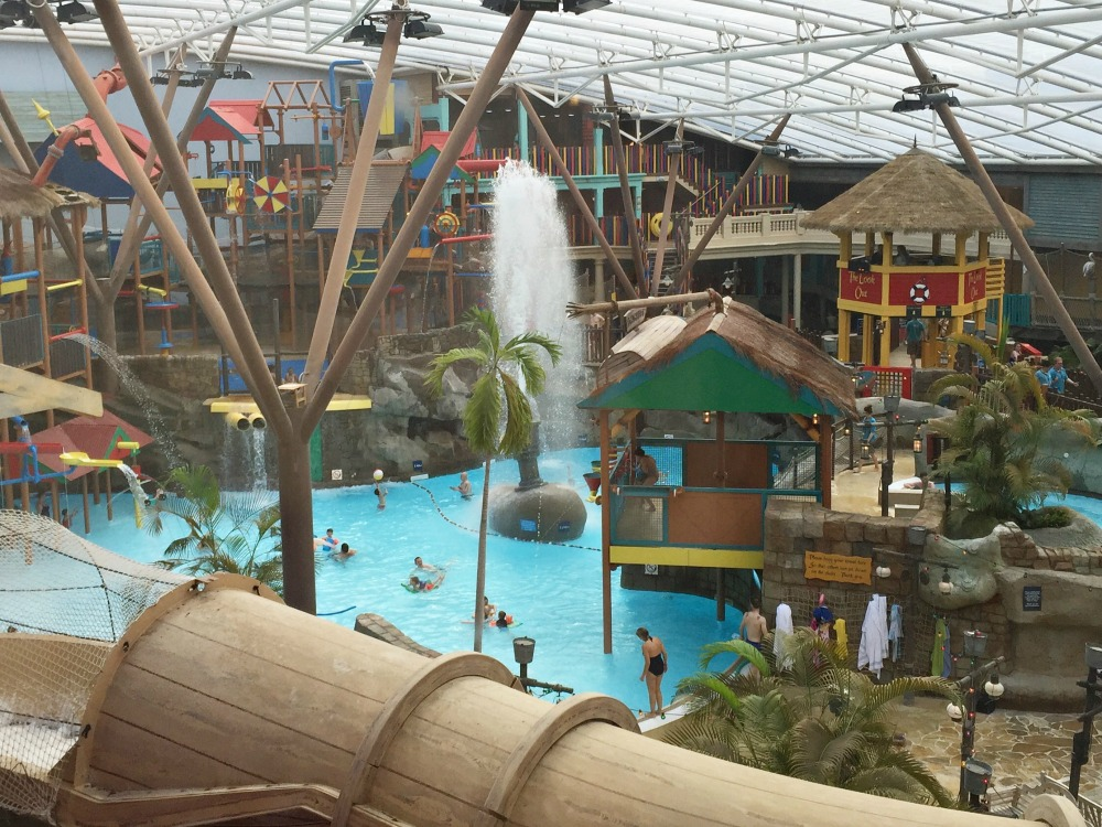 Alton Towers and Splash Landings Hotel family weekend