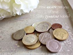 How aware are you of your daily spending habits?