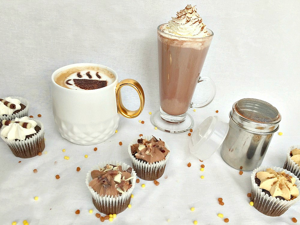 hot chocolate for nespresso machines, coffee pods, and milkshake pods from Mugpods Giveaway WIN Christmas hamper