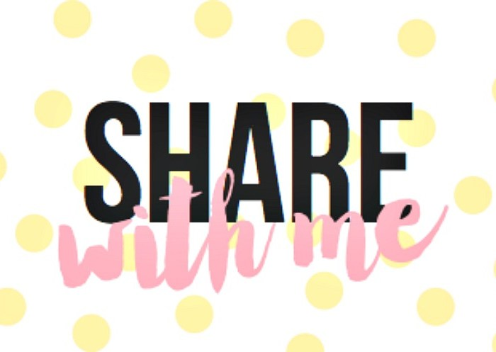 Share With Me Blog Hop is on Mummy Fever