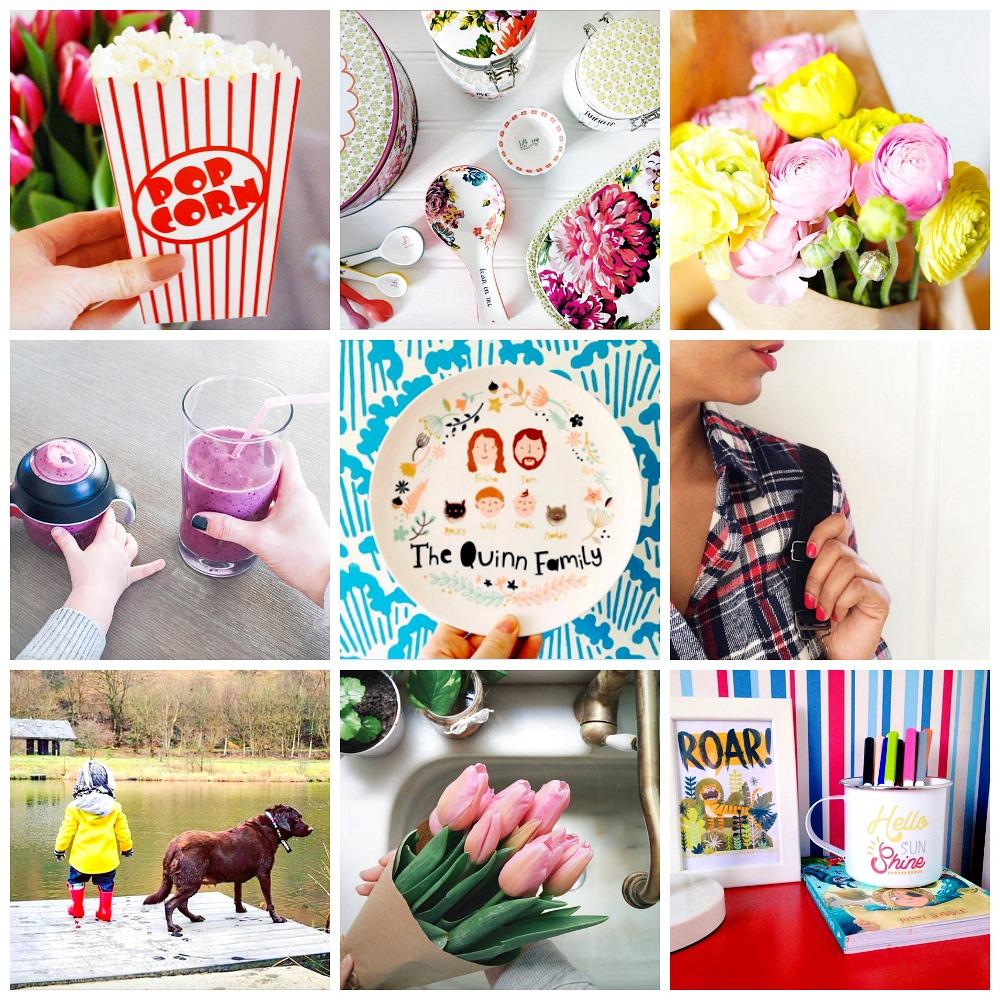 A pop of color an instagram community #lifecloseup