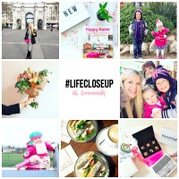 A pop of color an instagram community #lifecloseup