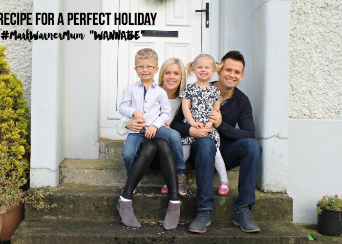 My recipe for a perfect holiday  #MarkWarnerMum