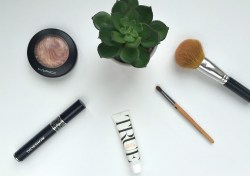 True All you need is me balm, mac makeup, beauty products, and diorshow