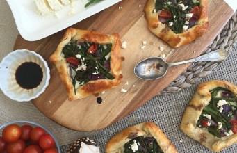 Samphire Broccoli Galettes ~ Recipe