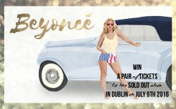 win a pair of sold out beyonce concert tickets in dubling july 9th 2016