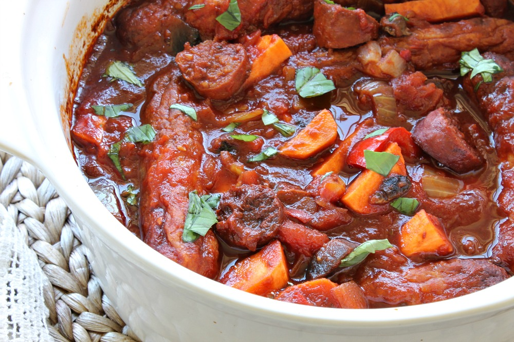 Spicy Sausage Casserole Recipe for all year round