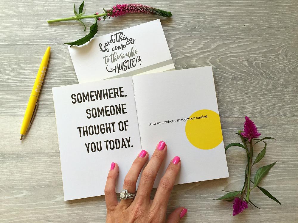 #litteloves, little loves, quotes, notepads, notebooks,