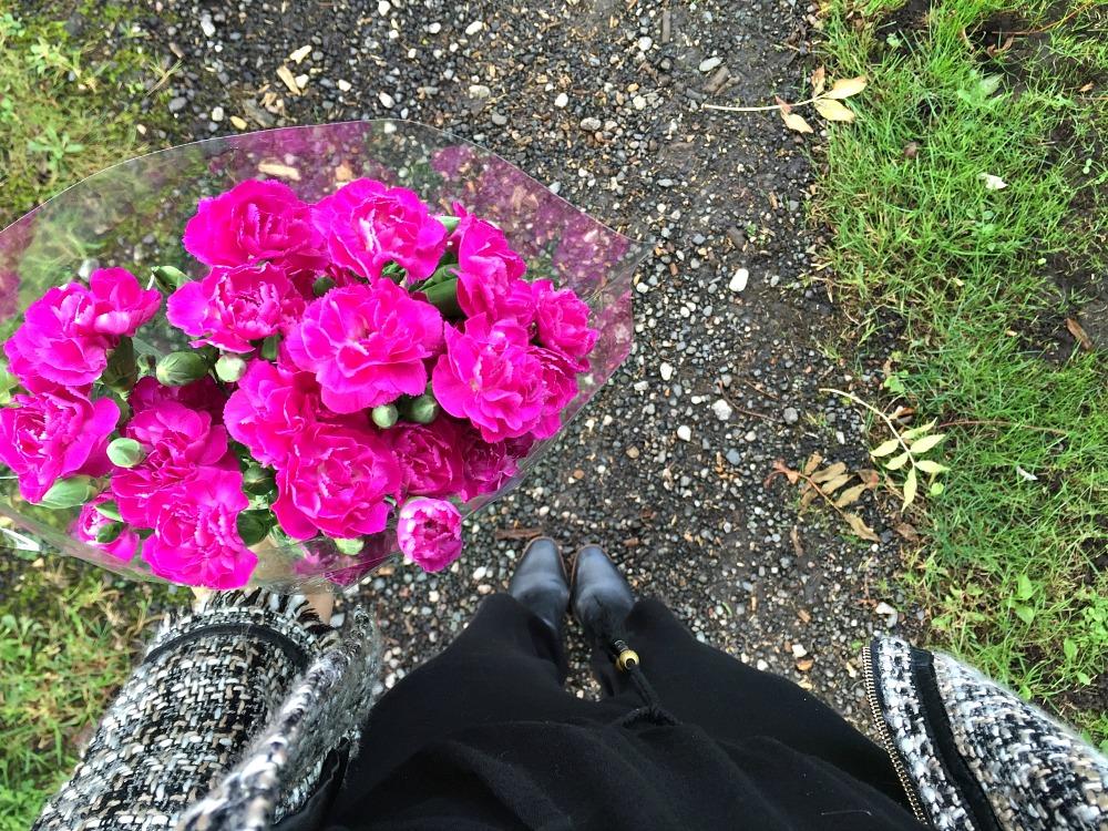 A Week on my feet #floorselfies