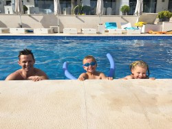 Family Trip to Marbella, Spain for Autumn Half Term 2016