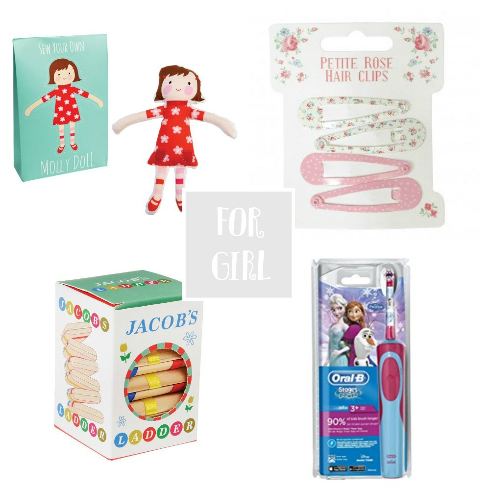 Family stocking stuffer ideas and double giveaway these are for little girl's stocking stuffers