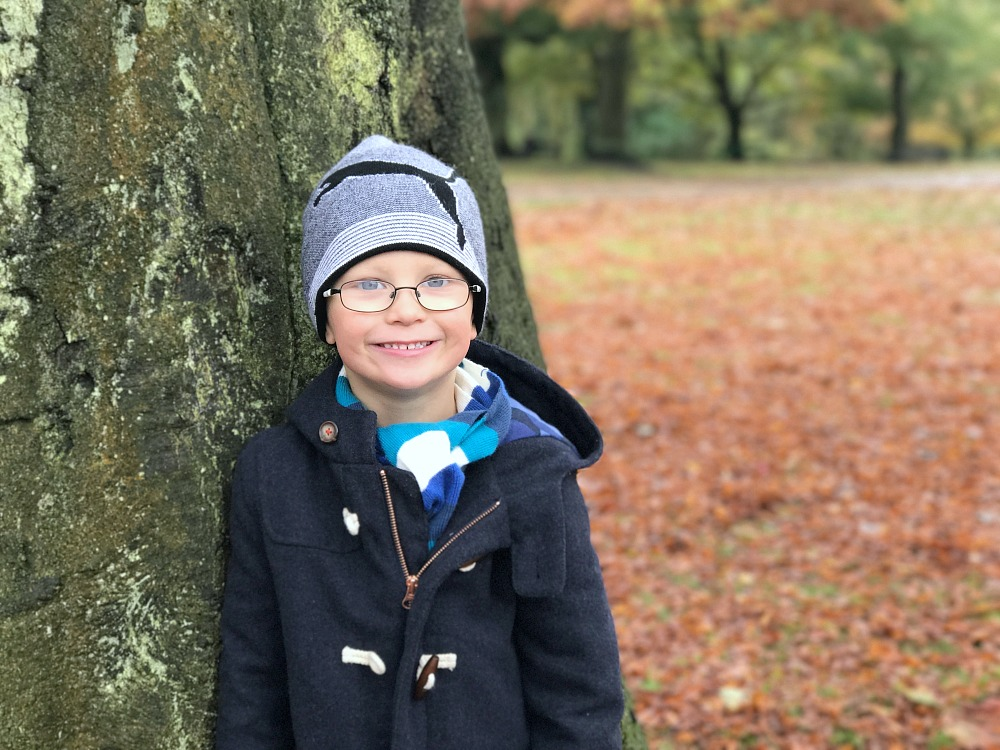An Interview with my Five Year Old #ShephardsTwenty