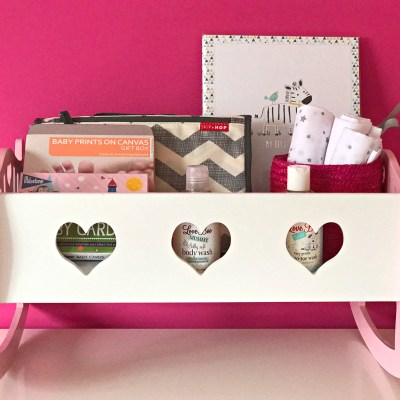 A Mother's Day Gift Hamper for a New Mum