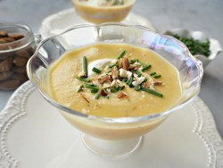 Sweet leek and Potato Soup recipe