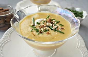 Sweet Leek & Potato Soup