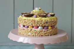 The Ultimate Easter Egg Cake recipe