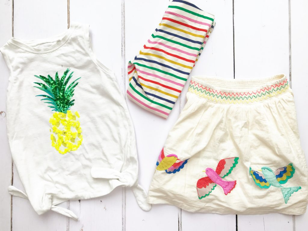 Mini Boden kid's clothes