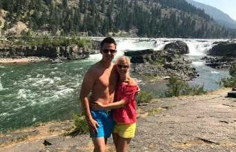 Kootenai Falls & Whitefish, Montana: Weekend Road Trip