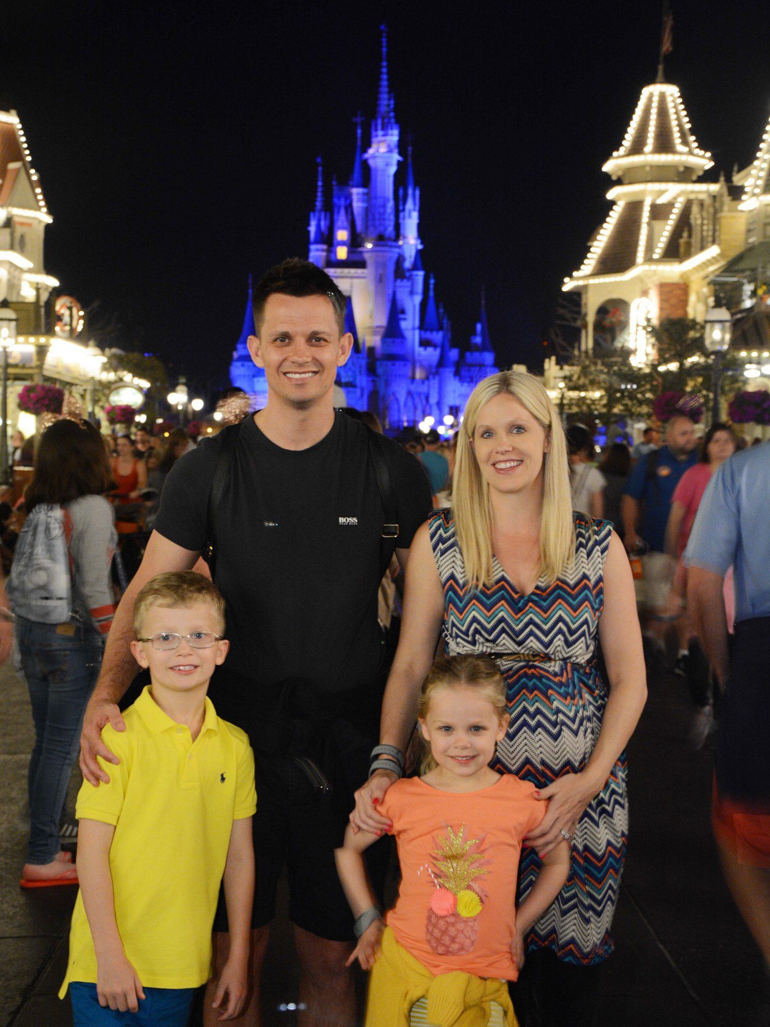 Walt Disney World Florida Magic Kingdom Photo Memory Package