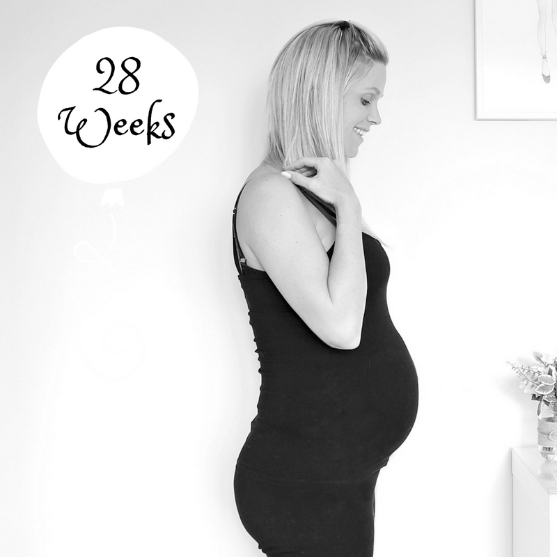 Pregnancy 28 Weeks Bump Watch pregnant diaries