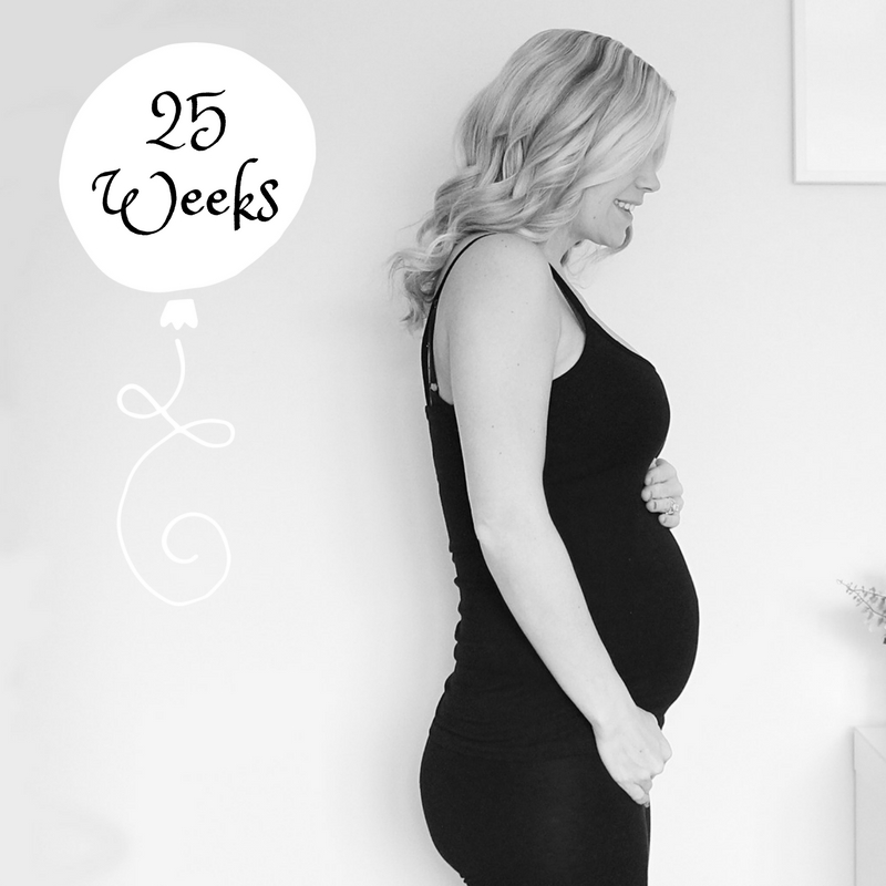 Pregnancy 25 Weeks Bump Watch pregnant diaries