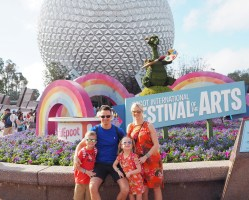 Walt Disney World Florida Epcot Theme Park Family Travel America