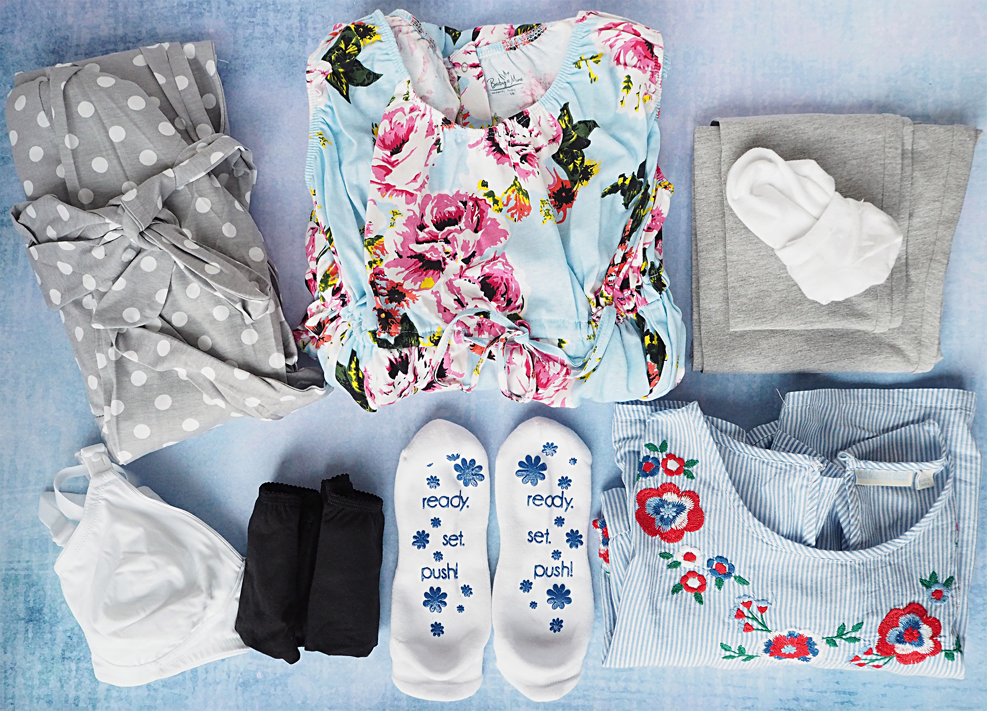 What's in my hospital bag? Baby and Mother Checklist