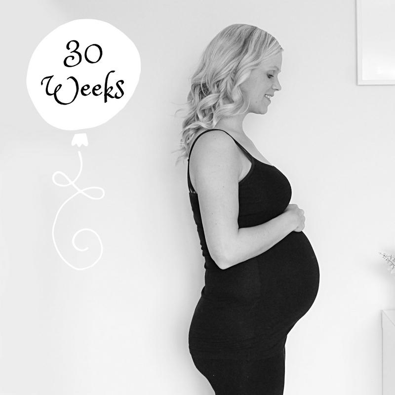 Pregnant 30 weeks bump watch pregnancy diaries