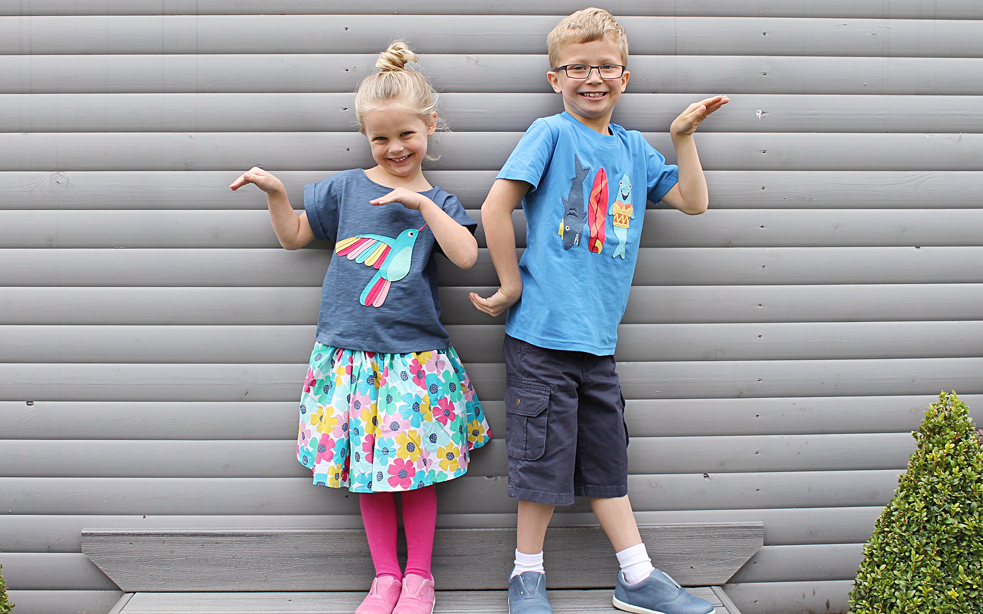 We love Frugi Organic Kids Clothes review