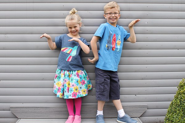 We love Frugi Organic Kids Clothes