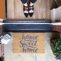 Doormats from Wayfair interiors