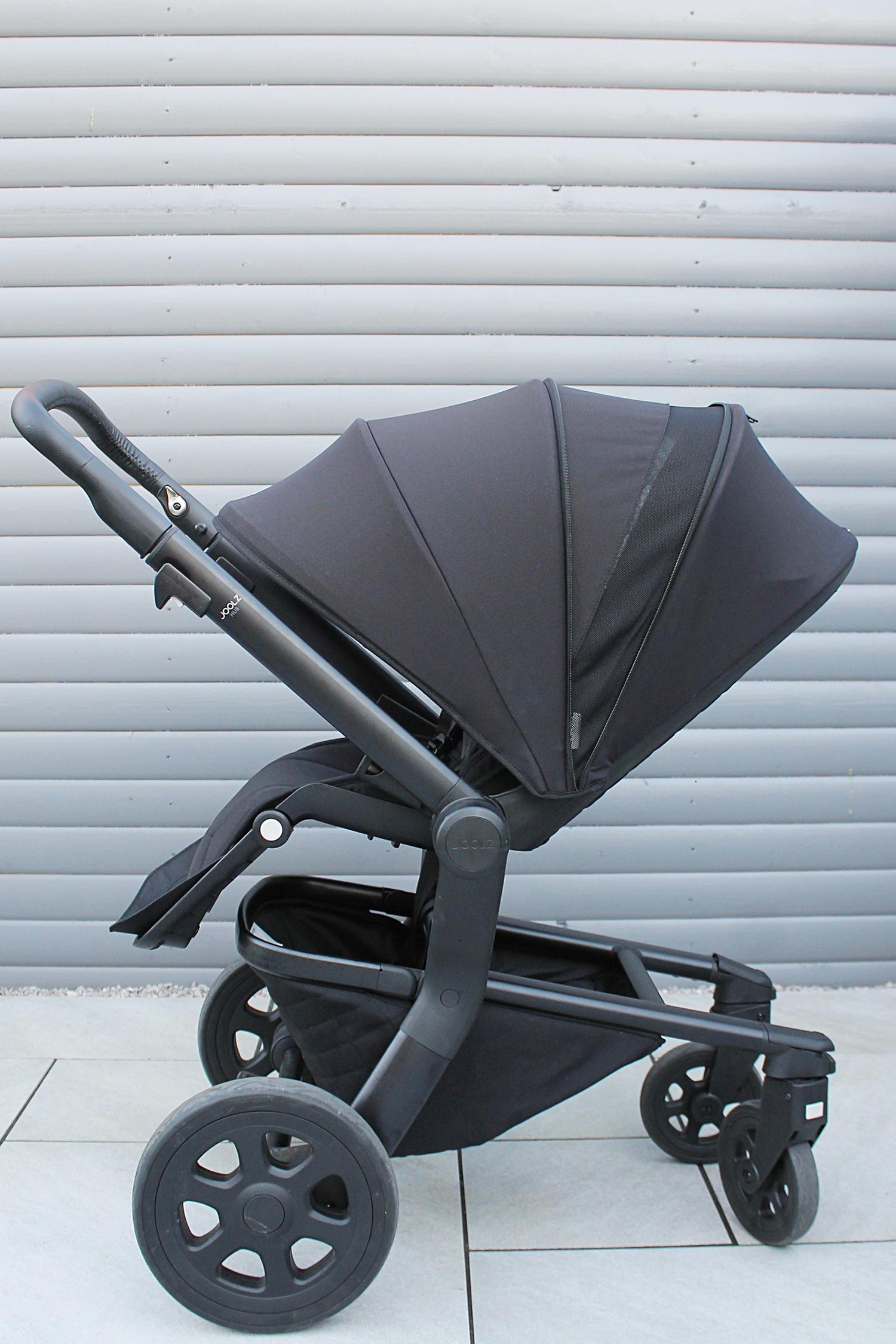 Joolz Hub Stroller in black