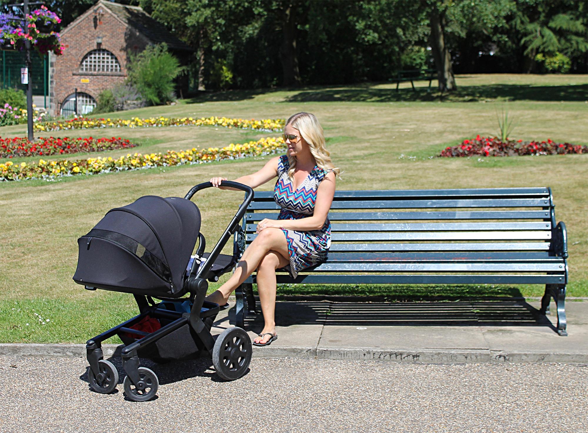 New Joolz Hub Stroller Pram baby review