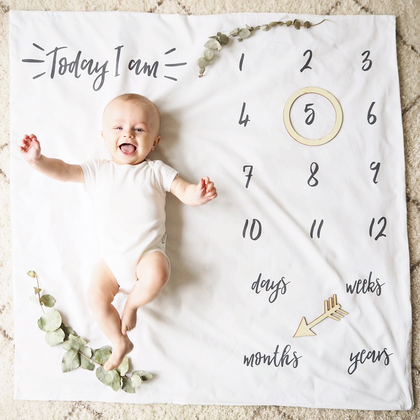 Baby boy is five months old baby diaries baby updates baby milestones