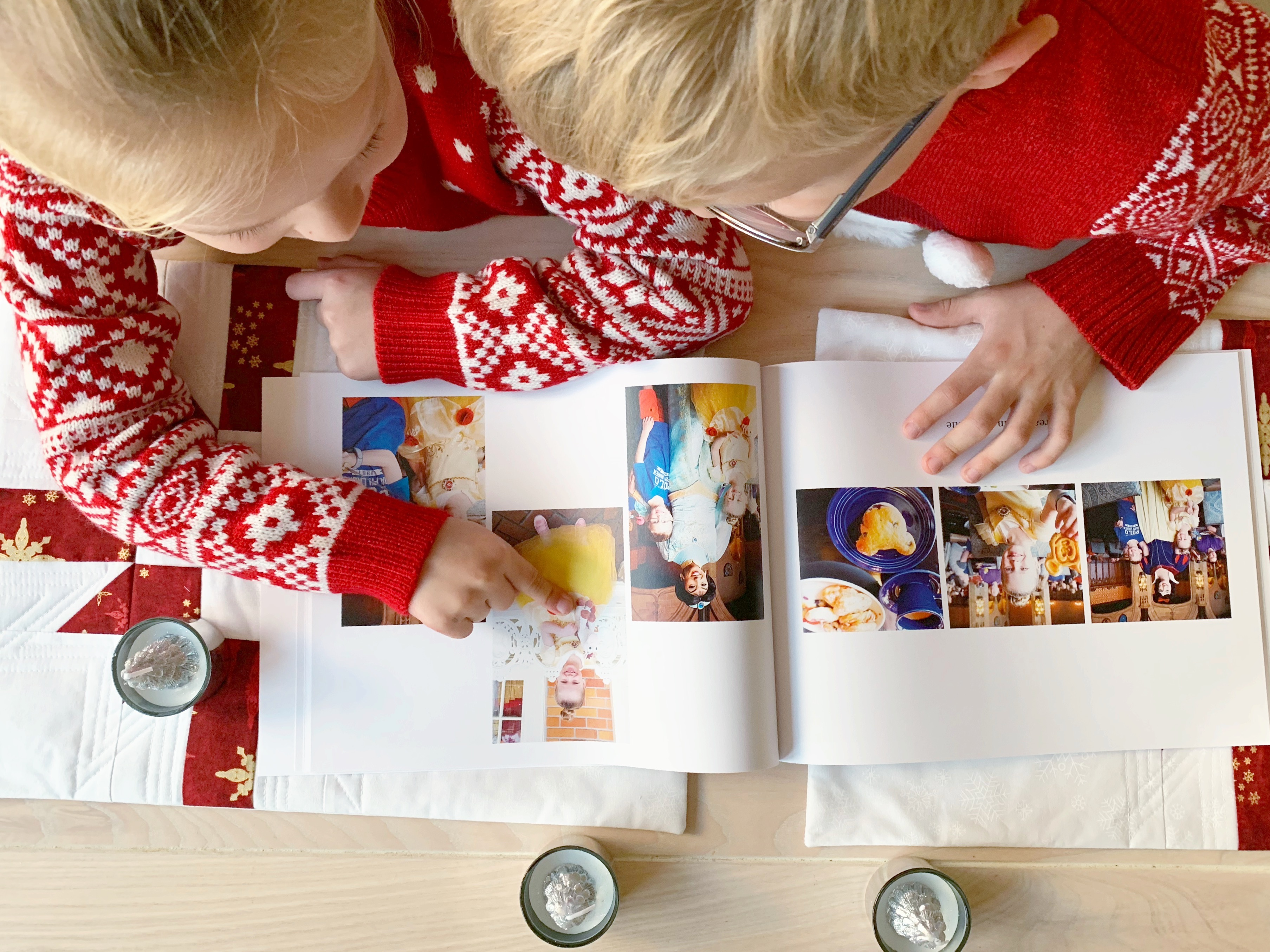 photobooks Getting ready for the holidays with Rosemood