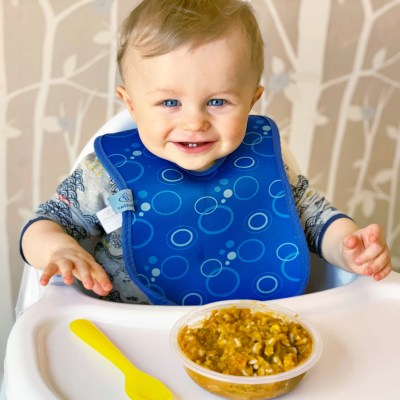 Weaning: Moving onto solid foods