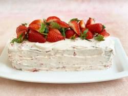 Strawberry Bread Recipe strawberry bread with cream cheese frosting strawberry bread mother's day recipe
