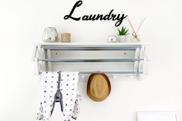 How to Style a Laundry Room