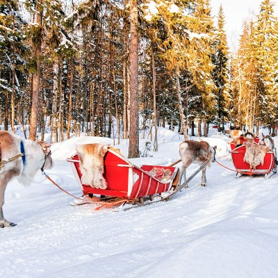 Choosing Finland for your Lapland Holiday