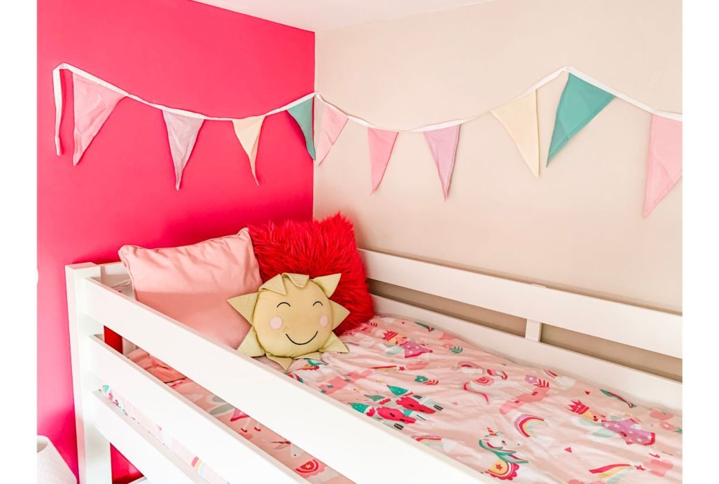 Using Bunk Beds to Create more Space