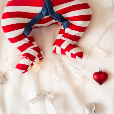 6 Adorable Christmas ideas for you and your baby